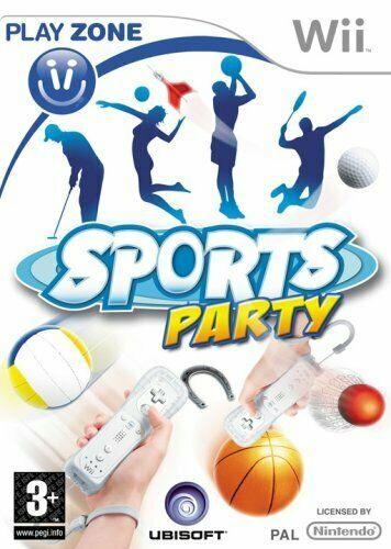 Joc Nintendo Wii Sports Party
