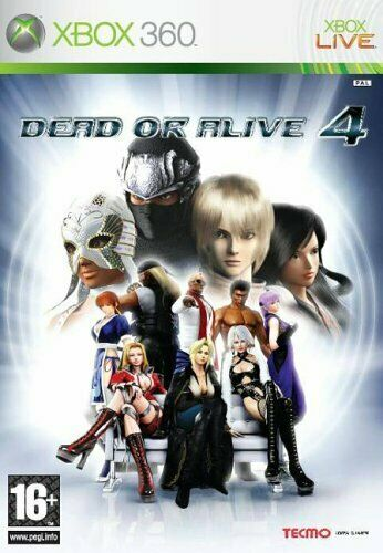Joc XBOX 360 Dead or Alive 4