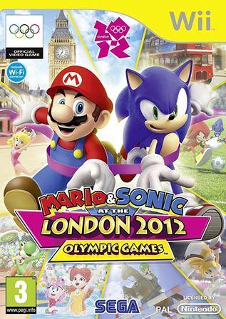 Joc Nintendo Wii Mario & Sonic at the London 2012 Olympic Games