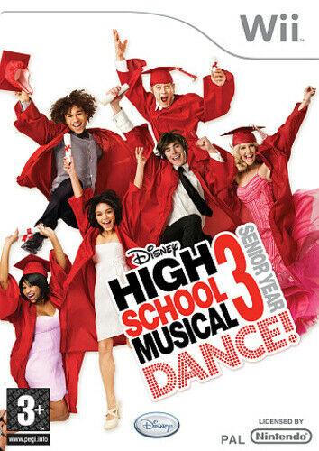 Joc Nintendo Wii High School Musical 3: Senior Year Dance - A