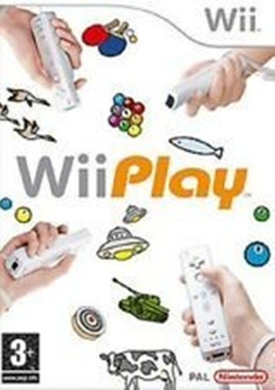 Joc Nintendo Wii Wii Play - A