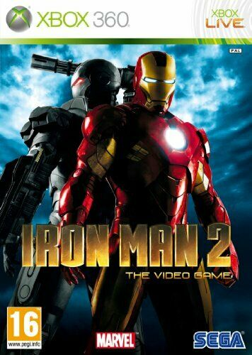 Joc XBOX 360 Iron Man 2: The Video Game