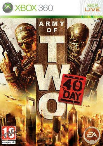Joc XBOX 360 Army of Two: The 40th Day - B