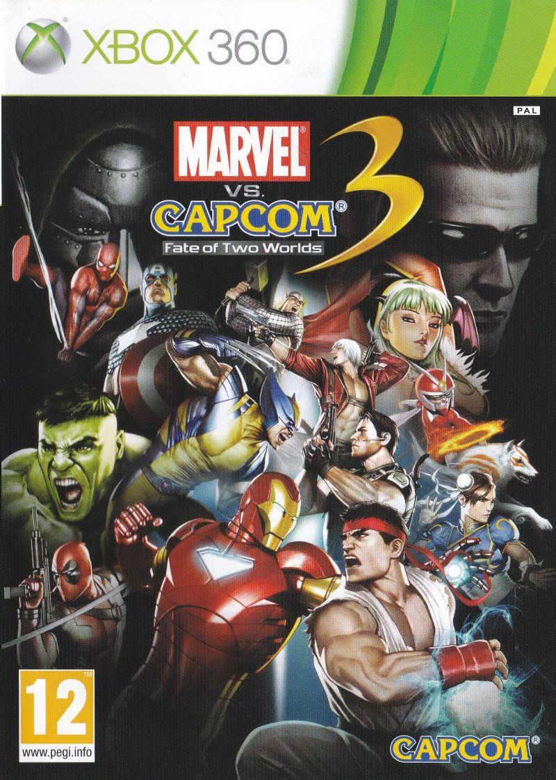 Joc XBOX 360 Marvel vs Capcom 3 - Fate of two worlds