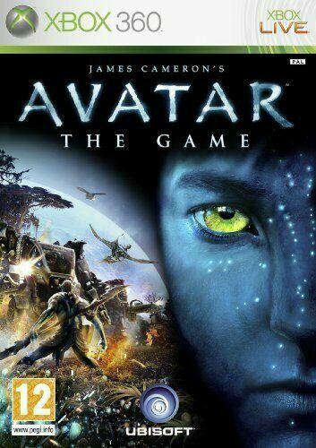 Joc XBOX 360 James Cameron Avatar The Game
