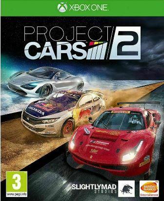 Joc XBOX One Project Cars 2