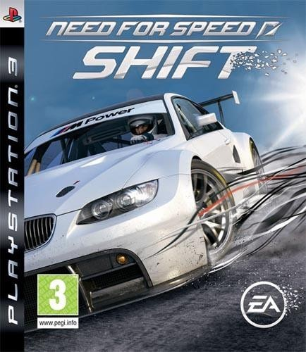 Joc PS3 Need for Speed - Shift - NFS - A