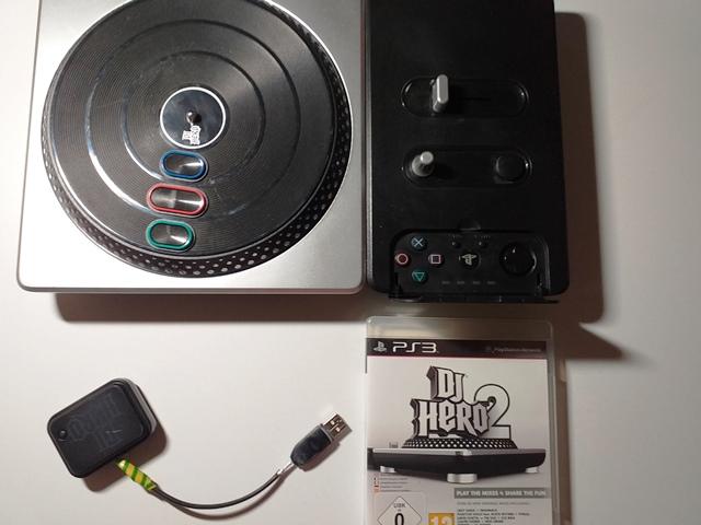 DJ Hero 2 - Playstation 3 - PS3