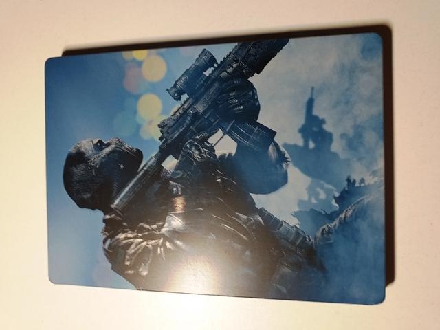 Joc XBOX 360 Call of Duty - Ghosts - Steelbook Edition