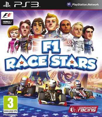 Joc PS3 F1 Race Stars - A