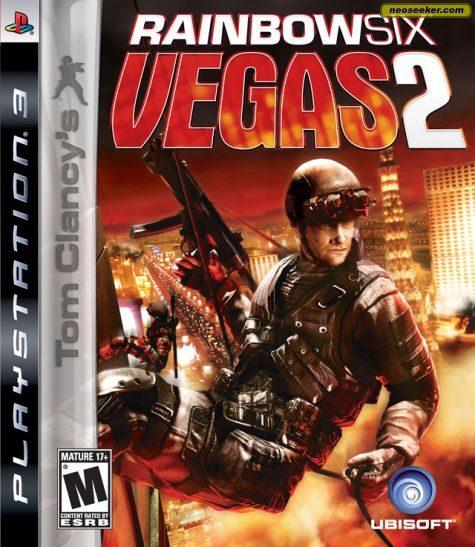 Joc PS3 Tom Clancy's Rainbow Six Vegas