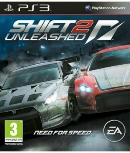Joc PS3 Need for Speed - Shift 2 Unleashed - NFS - B