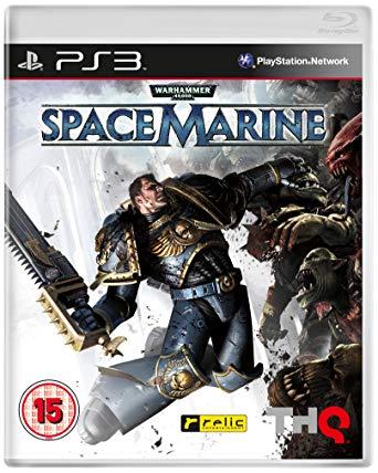 Joc PS3 Warhammer 40.000 Space Marine Spacemarine - B