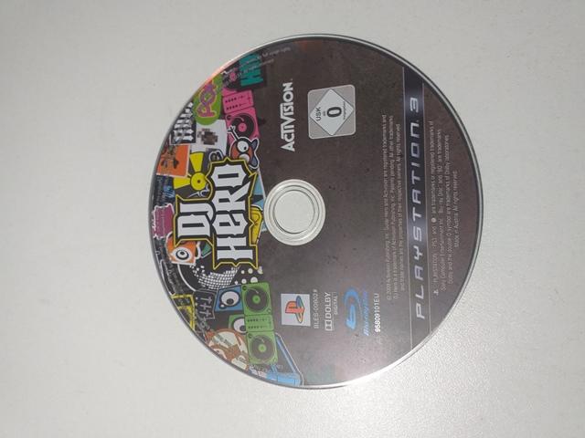 Joc PS3 DJ Hero - G