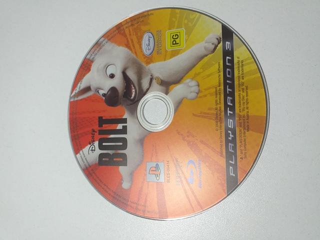 Joc PS3 Disney Bolt - G