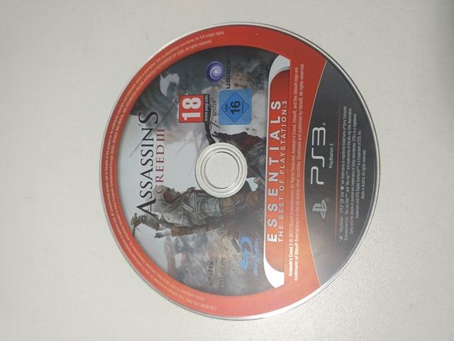 Joc PS3 Assasin's Creed III Essentials - G