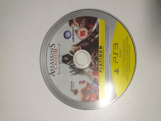 Joc PS3 Assassin's Creed II Platinum - G