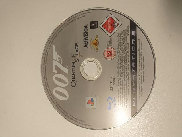 Joc PS3 007 Quantum of Solace - G