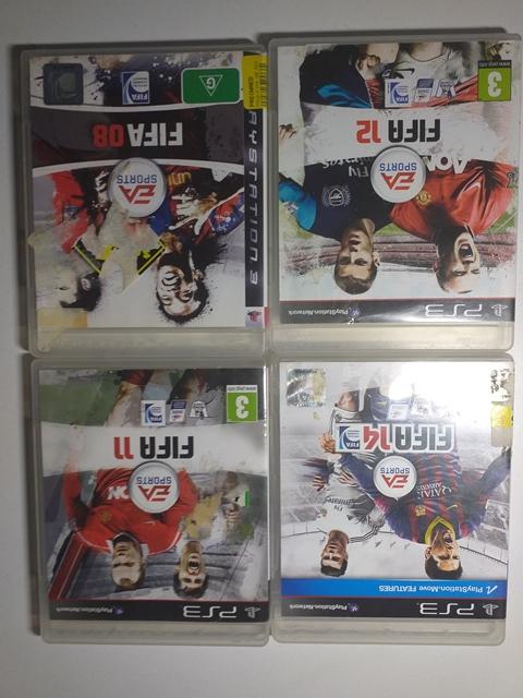 Joc PS3 x 4 - LOT 48