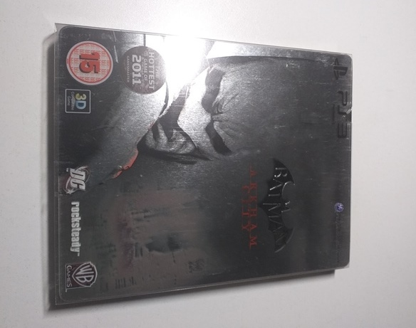 Joc PS3 Batman Arkham City Limited Edition