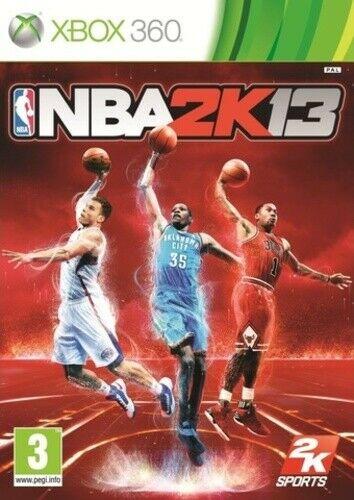 Joc XBOX 360 NBA 2K13 - A
