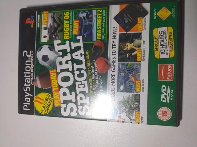 Joc PS2 Demo Disc 82 - February 2007 - PlayStation Magazine