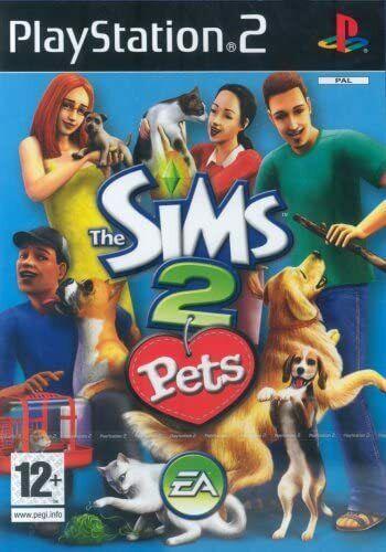 Joc PS2 Sims 2 Pets