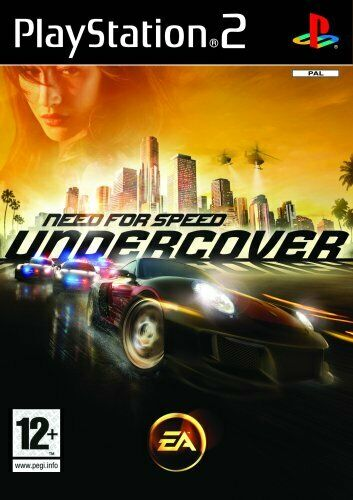 Joc PS2 Need For Speed: Undercover