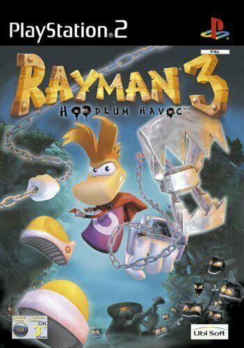 Joc PS2 Rayman 3: Hoodlum Havoc