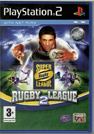 Joc PS2 Rugby League 2