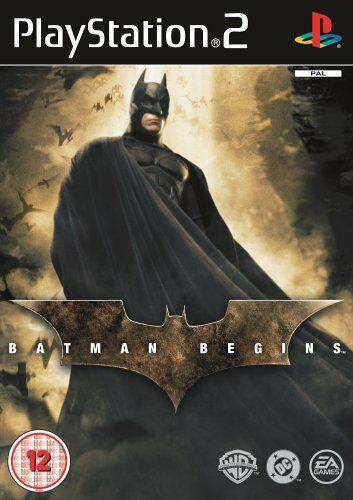 Joc PS2 Batman Begins