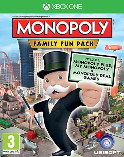 Joc XBOX One Monopoly - Family Fun Pack