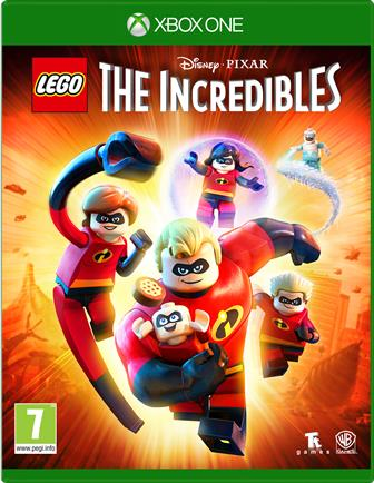 Gra XBOX One The Incredibles