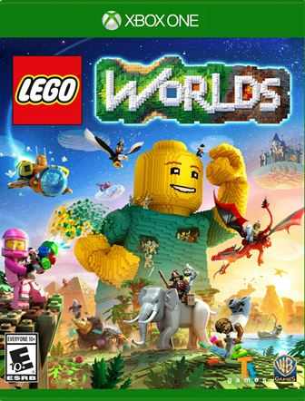 Joc XBOX One LEGO Worlds
