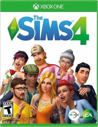 Joc XBOX One Sims 4