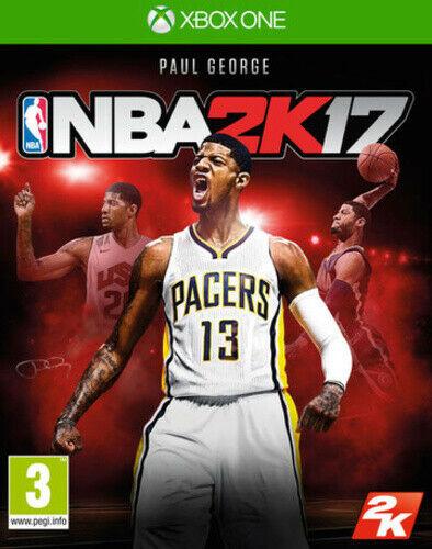 Joc XBOX One NBA 2K17