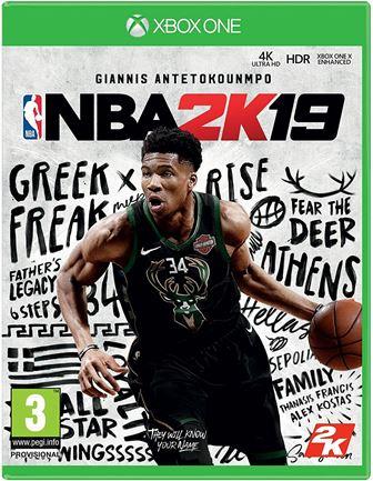 Joc XBOX One NBA 2K19
