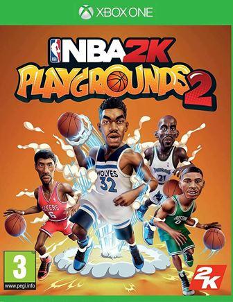 Joc XBOX One NBA 2K Playgrounds 2