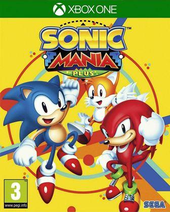 Joc XBOX One Sonic Mania Plus
