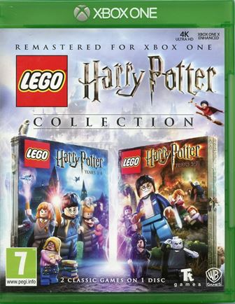 Joc XBOX One LEGO Harry Potter Collection - A