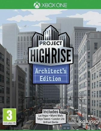 Joc XBOX One Project Highrise Architects Edition - A