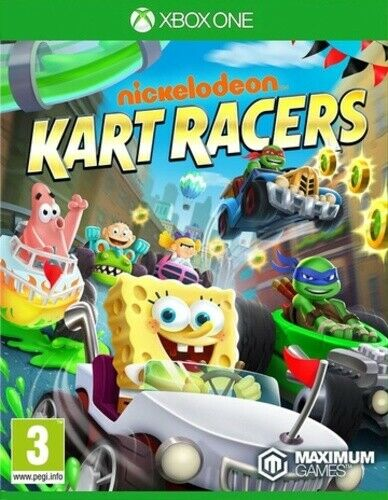 Joc XBOX One Nickelodeon Kart Racers