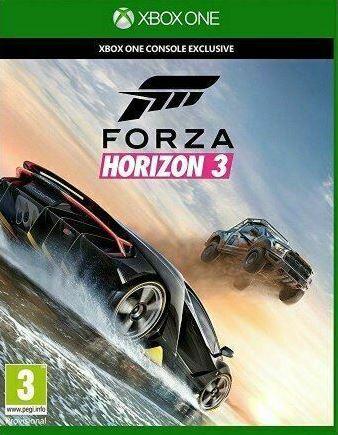 Joc XBOX One Forza Horizon 3 - A