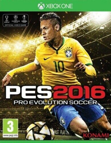 Joc XBOX One Pro Evolution Soccer 2016