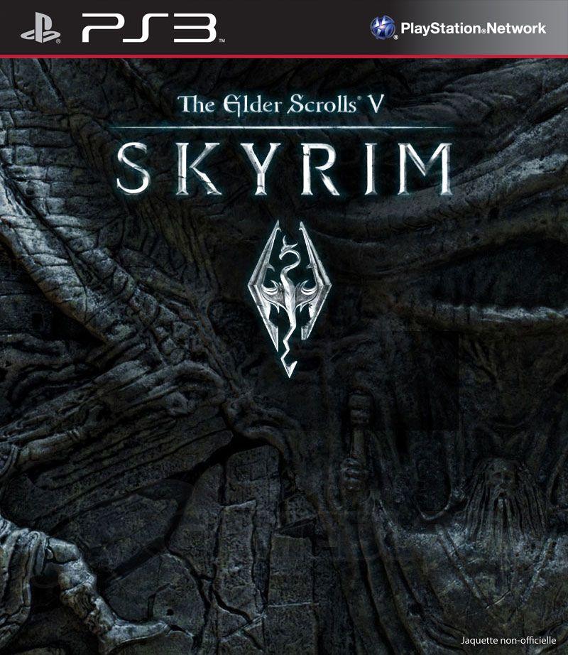 Gra PS3 The Elder Scrolls V Skyrim - B