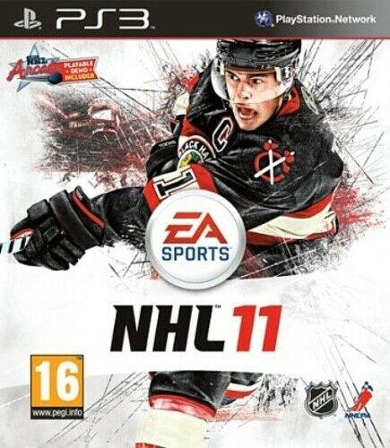 Gra PS3 NHL 11