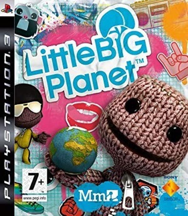 Hra PS3 Little Big Planet - A