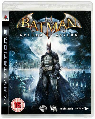 Joc PS3 Batman Arkham Asylum - A
