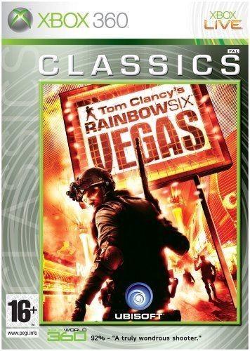 Joc XBOX 360 Tom Clancy's - Rainbow Six - Vegas Classics - B