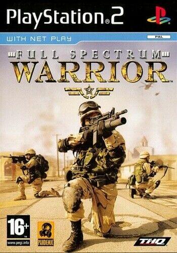 игра PS2 Full Spectrum Warrior